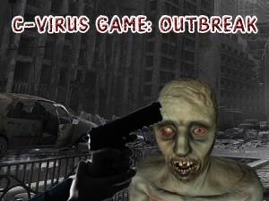 C Virus Game:Outbreak
