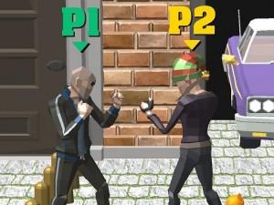 Double Street Fight