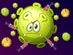 Kill The Corona Virus