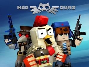 Mad GunZ Online
