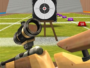 Military Shooter Training