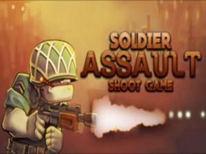 Soldier Assault Shoot