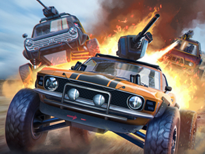 Vehicles War 2020